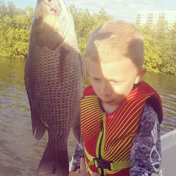 The Best Times to Fish with Kids
